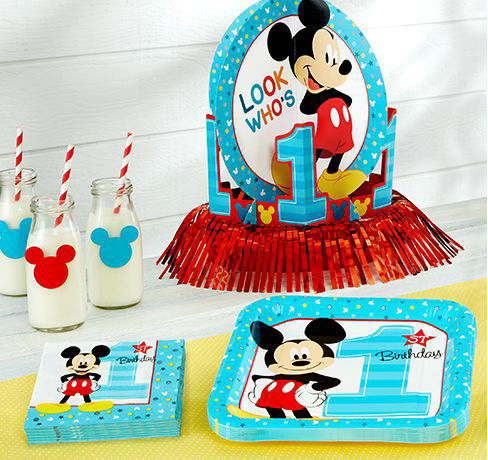 1st Birthday Party Supplies Shop Now