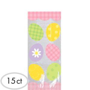 Bright Eggs Treat Bags 15ct
