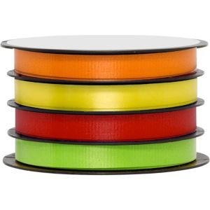 Bright Curling Ribbons 4ct