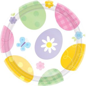 Eggstravaganza Lunch Plates 10ct