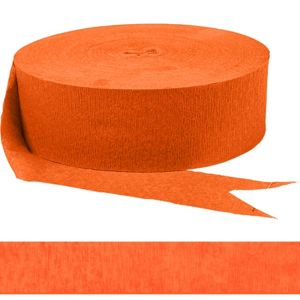 Orange Streamer