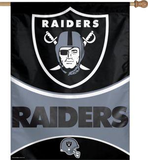 Oakland Raiders Banner Flag