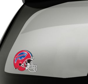 Buffalo Bills Helmet Decal