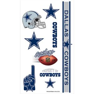 Dallas Cowboys Tattoos 7ct