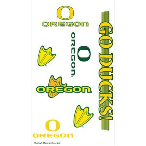 Oregon Ducks Tattoos 7ct