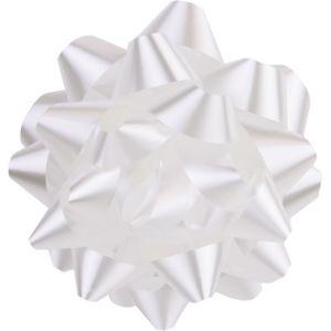 White Gift Bow