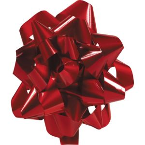 Red Lacquer Gift Bow