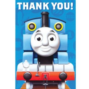 Thomas the Tank Engine Thank You Notes 8ct