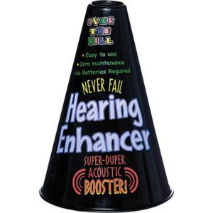 Over the Hill Hearing Enhancer