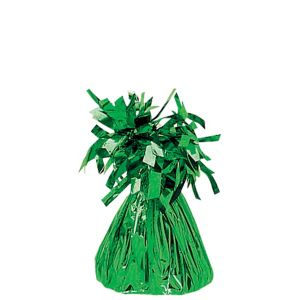 Green Foil Balloon Weight 6oz