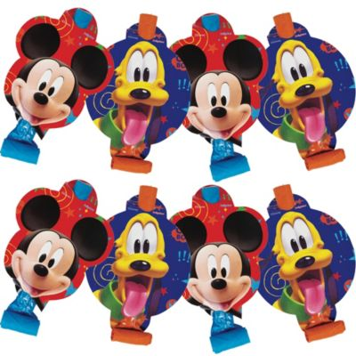 Mickey Mouse Blowouts 8ct