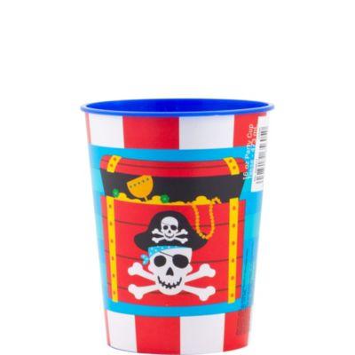 Pirate's Treasure Favor Cup