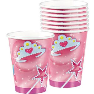 Princess Cups 8ct