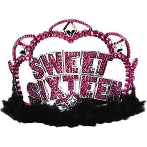 Sparkle Sweet 16 Tiara