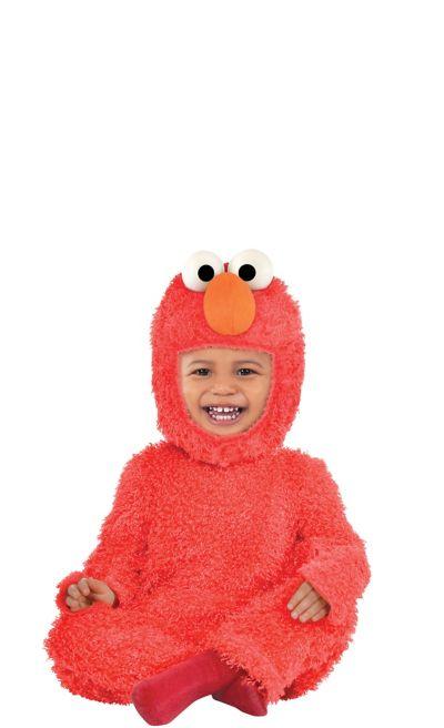 Baby Elmo Costume - Sesame Street Deluxe