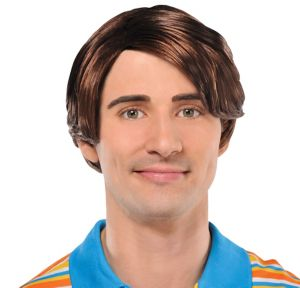 Used Car Salesman Wig