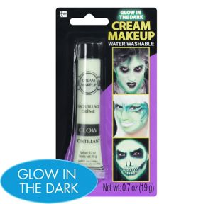 Cream Glow in the Dark Makeup 1oz
