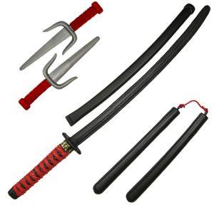 Ninja Warrior Kit