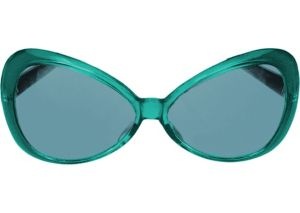 Teal Lounge Sunglasses