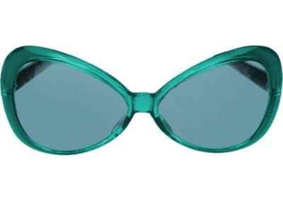 Teal Lounge Sunglasses