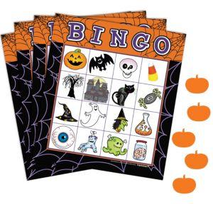 Boo Bingo Game