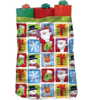 Holiday Friends Gift Sack
