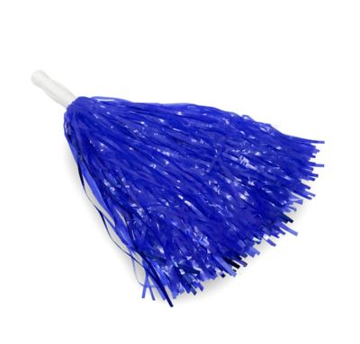 Blue Pom Pom 15in