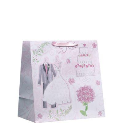 3D Wedding Gift Bag 15in