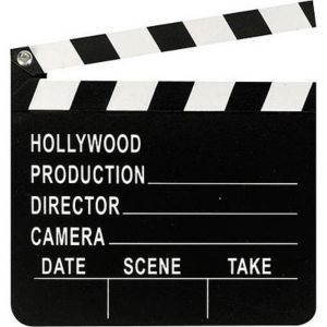 Hollywood Movie Scene Marker