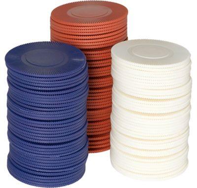 Poker Chips 100ct