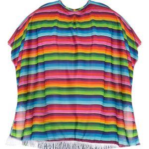 Multicolor Fiesta Serape