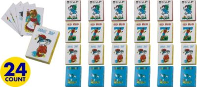 Kids' Card Games 24ct