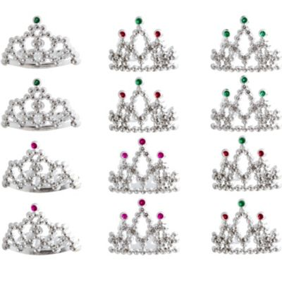 Mini Tiara Combs 12ct