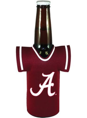 Alabama Crimson Tide Jersey Bottle Coozie