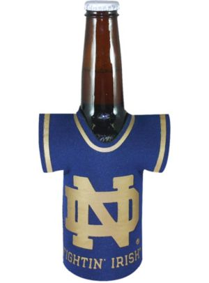 Notre Dame Fighting Irish Jersey Bottle Coozie