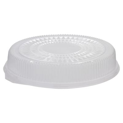 Plastic Dome Tray Lid 16in