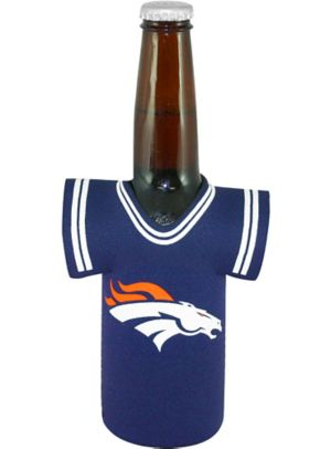 Denver Broncos Jersey Bottle Coozie