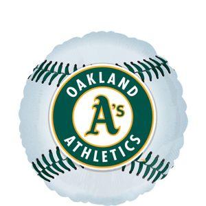 Oakland Athletics Balloon - Baseball