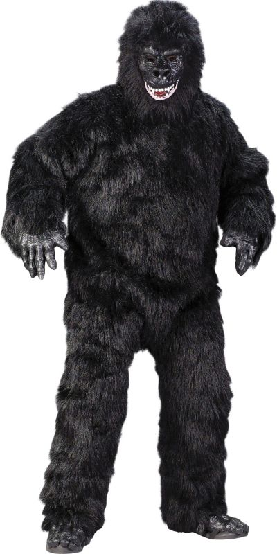 Adult Gorilla Guy Costume