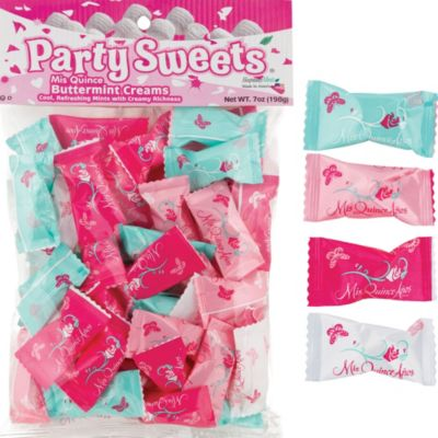 Mis Quince Pillow Mints 50ct