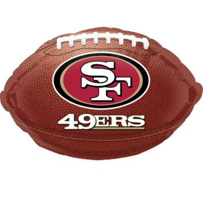 San Francisco 49ers Balloon - Football