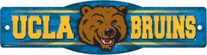 UCLA Bruins Street Sign