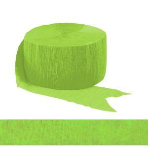 Kiwi Green Streamer