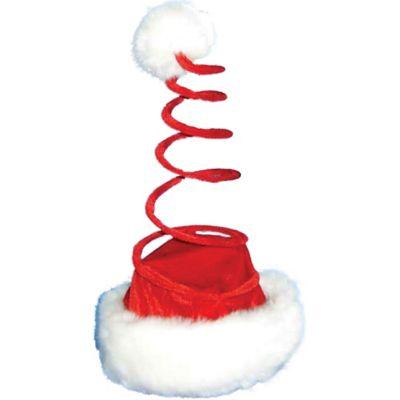 Swirl Santa Hat