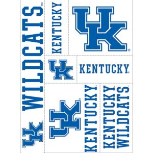 Kentucky Wildcats Decals 5ct