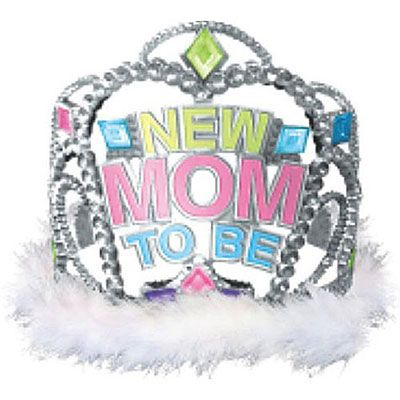 New Mom to Be Tiara