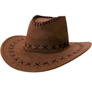 Suede Cowboy Hat