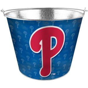 Philadelphia Phillies Galvanized Bucket