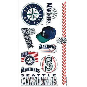 Seattle Mariners Tattoos 10ct