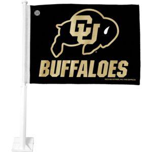 Colorado Buffaloes Car Flag